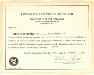 joainc license