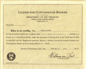 sergio license